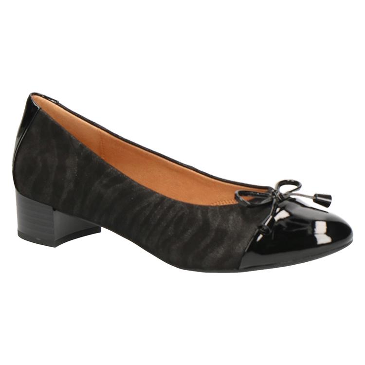 Bercolini Kényelmes cipők Caprice, női, pumps, bőr