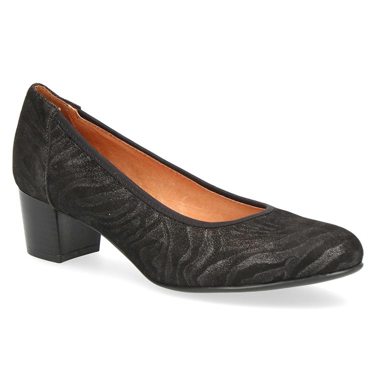 Bercolini Kényelmes cipők Anis, női pumps bőr