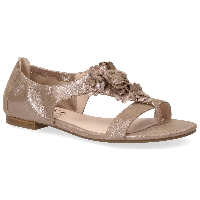 Bercolini Kényelmes cipők Caprice, női, szandál, bőr