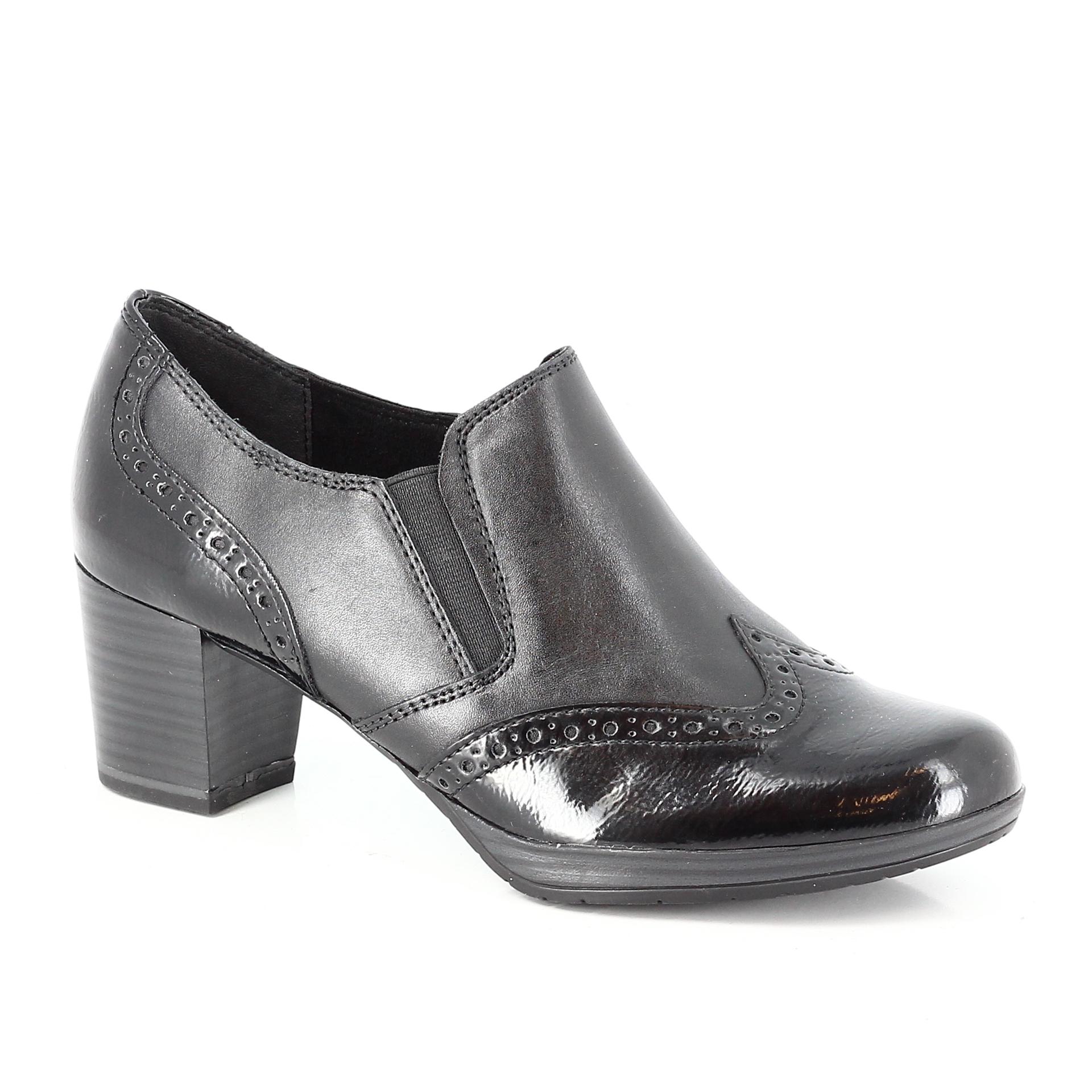 Bercolini Kényelmes cipők Marco Tozzi, női, szandál, bőr