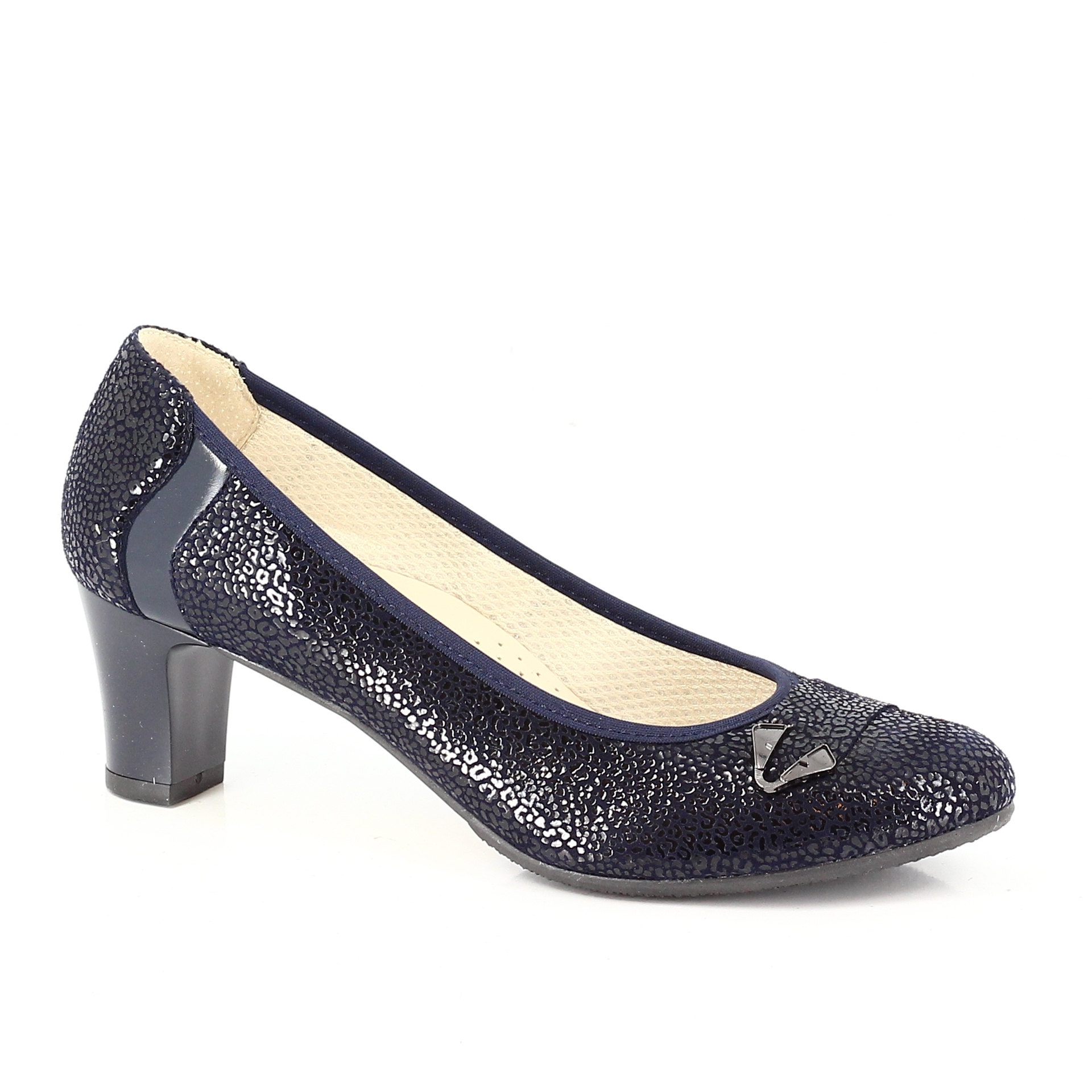Bercolini Kényelmes cipők Anis