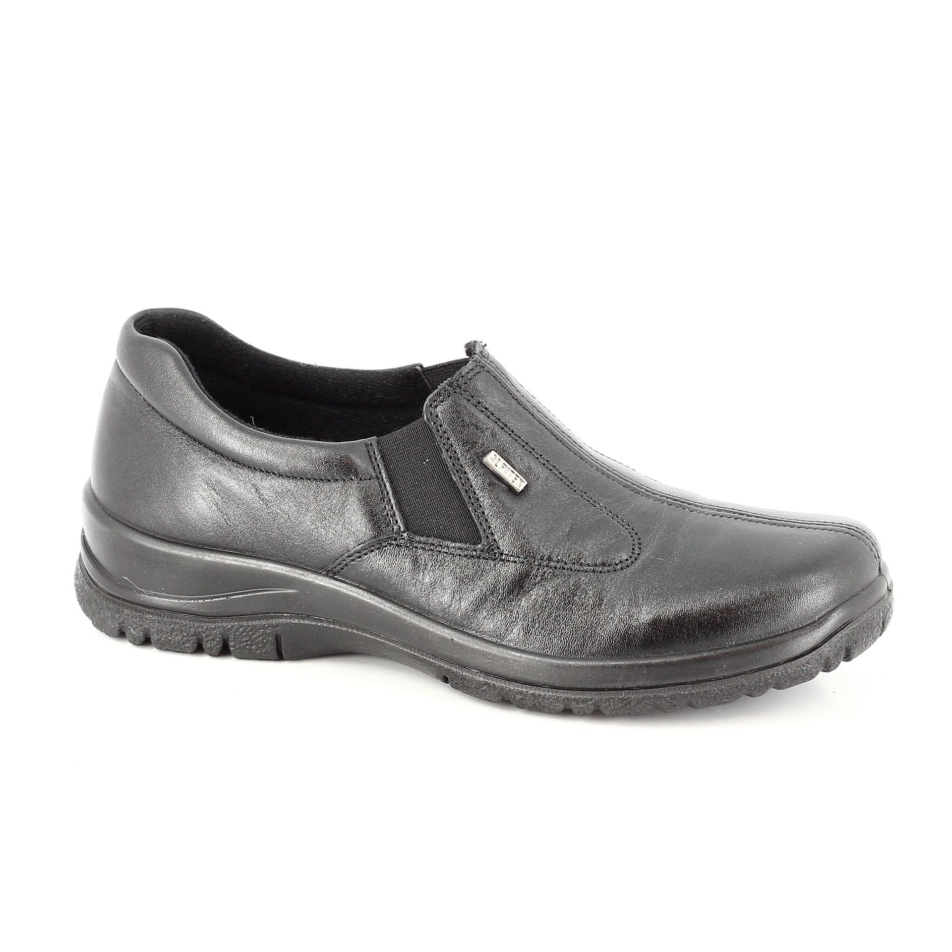 Bercolini Kényelmes cipők Alpina, női, fél, bőr