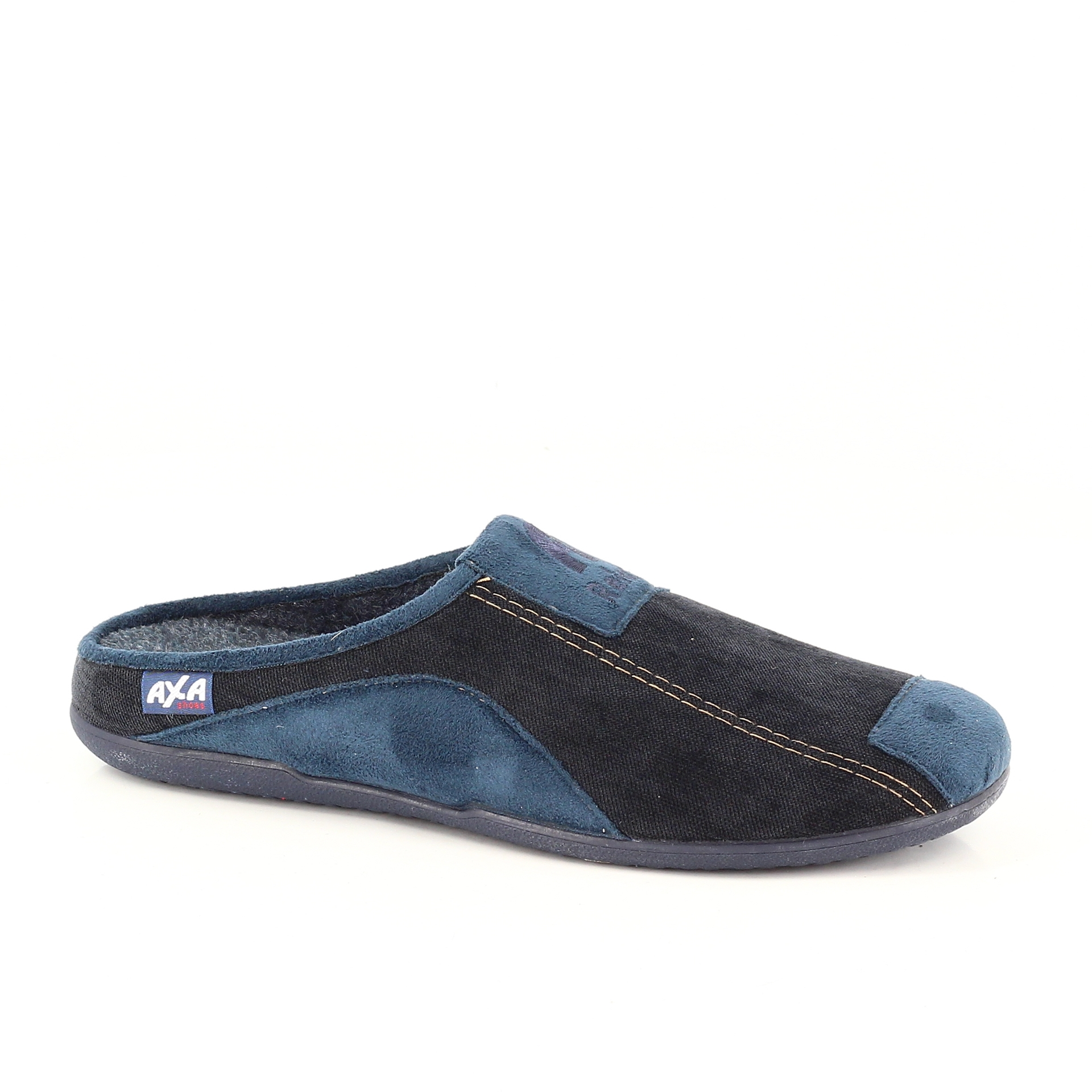Bercolini Kényelmes cipők Intermax, férfi, papucs, textil