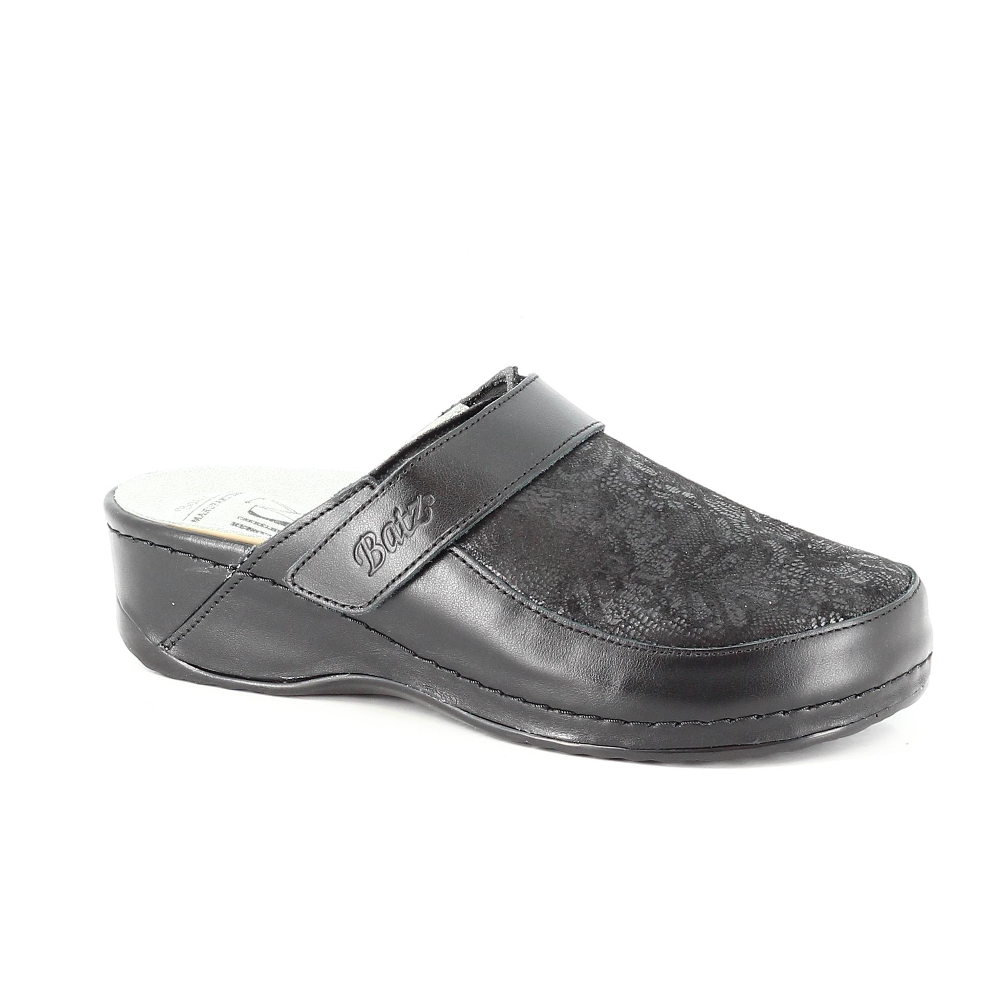 Batz Elena black   DoctorShoes.hu